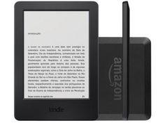 "Kindle 7ª Geração Wi-Fi 4GB Tela 6"" - Amazon"