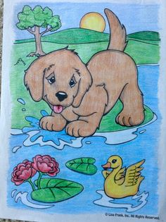 Drawing Classes For Kids, Cartoon Drawing For Kids, Scenery Drawing For Kids, Easy Drawings For Kids, Art Lessons For Kids, Drawing Lessons, Cartoon Drawings, Oil Pastel Paintings, Oil Pastel Drawings