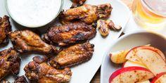 Como botana para disfrutar su serie favorita o la cena familiar, estas alitas de pollo son lo máximo y les garantizo se chuparan los dedos