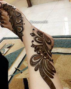Modern Henna Designs, Full Mehndi Designs, Latest Henna Designs, Floral Henna Designs, Mehndi Designs Feet, Arabic Henna Designs, Mehndi Design Pictures, Mehndi Designs For Girls, Wedding Mehndi Designs