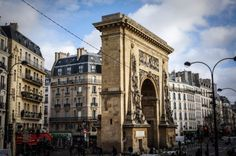 Wondering around Paris France Metro Station, Brooklyn Bridge, Paris France, Adventure Travel, Arch, Europe, Adventure Tours, Arches, Bow