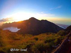 I yearn this place, Mountain Rinjani, Indonesia