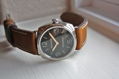 Panerai 210 with gold hands