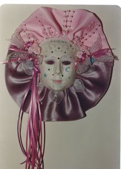 Porcelain Mask by Cookie & Kim 'Dreams Unlimited'. :)