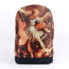 St. Michael backpack