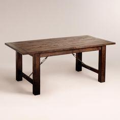 Garner Extension Dining Table | World Market - $530