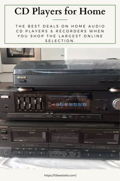Home cd players