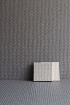 Porcelain stoneware wall tiles PICO ANTHRACITE UP NATURAL by MUTINA design Ronan & Erwan Bouroullec