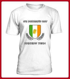 St Patricks Day Drinking Team - St patricks day shirts (*Partner-Link)
