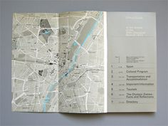 The Official Guide Inside (72 Munich Olympic)