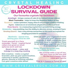 What crystals are good for surviving lockdown? Learn how to work with crystals and stones with our free printable crystal meaning cards. Chakra Healing Meditation, Chakra Healing Stones, Meditation Benefits, Meditation Crystals, Guided Meditation, Natural Stress Relievers, Meditation For Beginners, Crystal Meanings, How To Relieve Stress