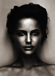 Nathalie Portman by Robert Maxwell