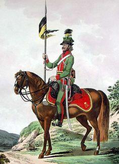 Lancer( Uhlan),1798.