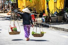 A walking tour is the perfect introduction to the charming town of Hoi An. See the iconic Japanese Covered Bridge, old merchant houses, atmospheric temples and try a local Hoi An cake-Banh it la Gai. Ha Long Bay, Hoi An, Travel Companies, Vietnam Travel, Hanoi, Solo Travel, Asia Travel, Travel Tips, Walking Tour