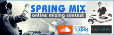 Spring Mix Online Mixing Contest by ProducerSpot | ProducerSpot http://www.producerspot.com/spring-mix-online-music-dj-mixing-contest-by-producerspot