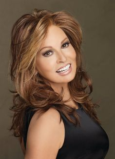 Raquel Welch- A beautiful actress. She still looks great today in her 70's!