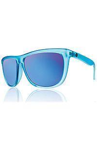 Electric Tonette Sunglasses Blues/Grey Blue Chrome