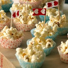 Snacks Dulces Para Fiestas 21 Ideas For 2019 Popcorn Bar, Party Snacks, Appetizers For Party, Candy Party, Candy Buffet, Party Time, First Birthdays, Sweet Treats, Baby Shower