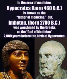 Stolen legacies..