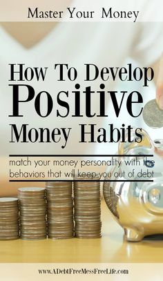 Do you wish you can snap your fingers and know which money habits will get you on the road to becoming debt free? Well, you can. All you need to do is figure out your money personality and pair it with the right actions and you could be debt free before you know it!