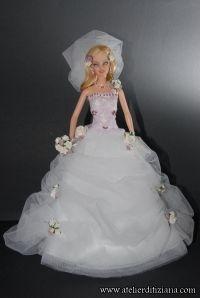 Barbie OOAK UNICA109 - Scheda