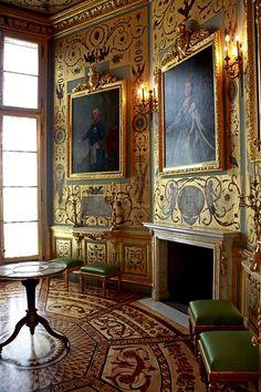 Conference Room, Royal Castle - Warsaw, Poland.