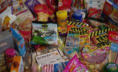De nombreux bonbons contiennent des nanoparticules dangereuses pour la santé - notre-planete.info Biscuits, Grocery Haul, Pop Tarts, Donuts, Snack Recipes, Chips, Packaging, Breakfast, Food