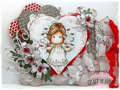 Craft Heaven Shop Inspirational Blog: Miracle Love Tilda..