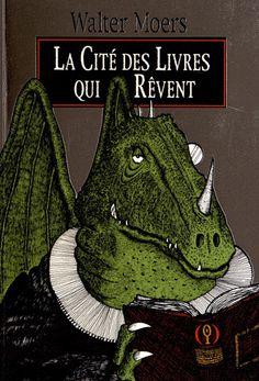 La Cité des livres qui rêvent - Walter Moers | http://www.madmoizelle.com/livres-preferes-zoe-168110