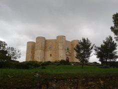 Castel del monte - Andria(Italia) Patrimonio dell'UNESCO