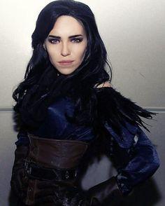 Доброй ночи :) #yennefer #yen #witcher #ciri #thewitcher #cosplay #girl #witch #comiccon2015 #igromir2015 #igromir #косплей #ведьмак #йеннифер #цири #игромир2015