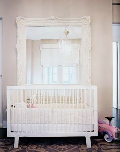Inspiraiton for Little Girls Rooms and Nurseries