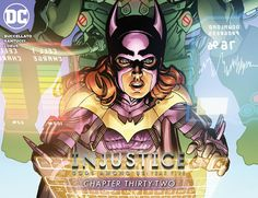 Weird Science DC Comics: Injustice: Gods Among Us: Year Five Chapter #32 Re...