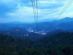View from Ober Gatlinburg!