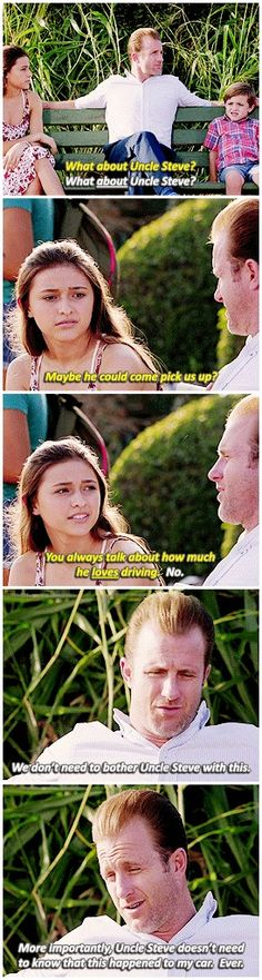 #hawaii five 0 #scott caan #mcdanno #grace williams #charlie edwards #h50: 6.18