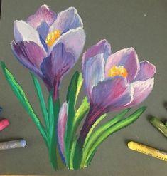 20 Ideas For Chalk Pastel Art Ideas To Draw - Porter Stoad Chalk Pastel Art, Soft Pastel Art, Pastel Artwork, Oil Pastel Paintings, Oil Pastel Drawings, Pastel Flowers, Chalk Pastels, Art Drawings, Oil Pastels