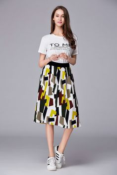 Cheap skirt women, Buy Quality skirt dress directly from China skirt lures Suppliers:     New woolen shirts 2014 autumn winter fashion womens England Plaid patchwork wool thicker skirt ladies pleated