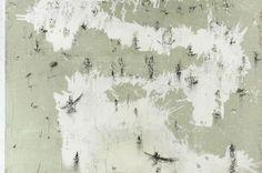 Miquel Barceló, Mandala, 2008, Mischtechnik auf Leinwand, 240 x 285 cm © Courtesy Miquel Barceló
