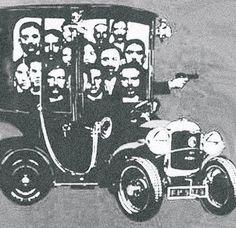 La Banda Bonnot