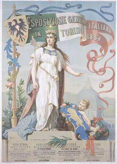 Esposizione Generale Italiana del 1884 a Torino