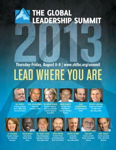 My Highlights from the Global Leadership Summit - Doug Smith Live
