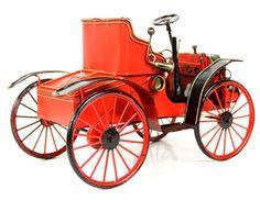Handmade Antique Model Kit Car-1893 Benz Viktoria
