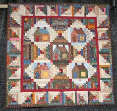 Growing Stitches: More NC Quilt Symposium and Hummers Among Us