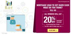Tell us if mortgage loan is a safe bet to get hard cash.
