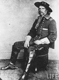 """General George Custer. Some accounts I've read portray him as a military genius. Others as a cocky, insubordinate, sometimes even rogue officer who did what he damn well pleased, regardless of """"Headquarters."""""""