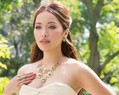 Brides: Vote Now for the Brides Live Wedding Makeup Look Designed by Michelle Phan!