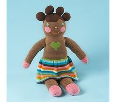 LOVE the coco girl doll