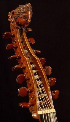 poboh: Viola d'amore, ca.1740