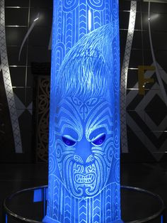 Maori glass totem, Rotorua, North Island, New Zealand Maori Designs, New Zealand Art, Maori Art, Cool Art, Awesome Art, Photojournalism, Art Forms, Arts And Crafts, Carving