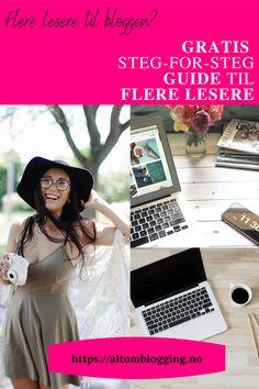 Last ned gratis steg-for-steg guide som vil vise deg hva du skal gjøre for å få flere lesere til bloggen fra Google #nyblogg #lesere #google #gratis #starteblogg #grunder #onlinebusiness